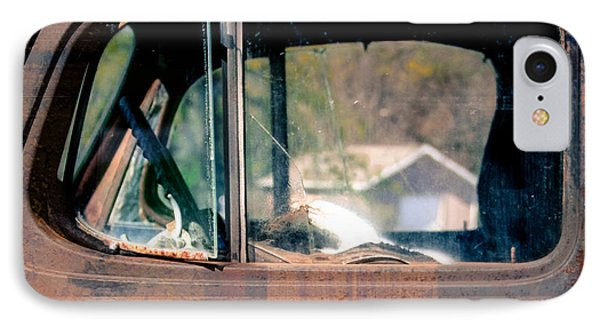 Window In Rural America  Phone Case by Steven Digman