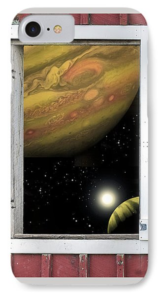 Window Of The Mind IPhone Case by Brian Wallace