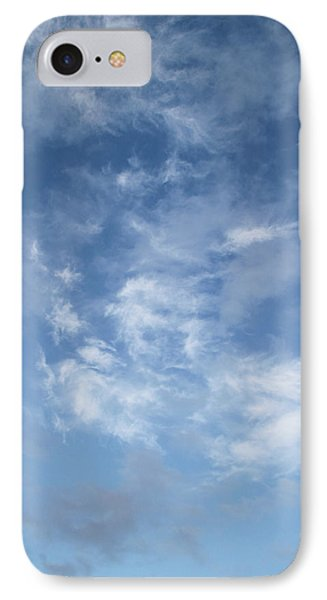 IPhone Case featuring the photograph Window On The Sky In Israel During The Winter by Yoel Koskas