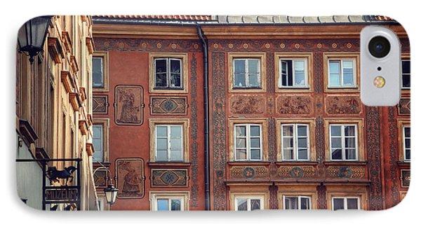 Windows Of Warsaw  IPhone Case by Carol Japp