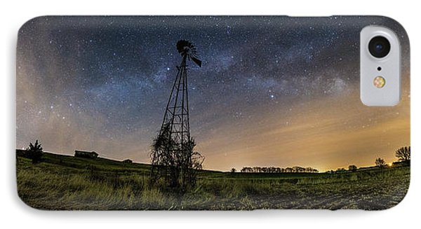 IPhone Case featuring the photograph Winds Of Time by Aaron J Groen