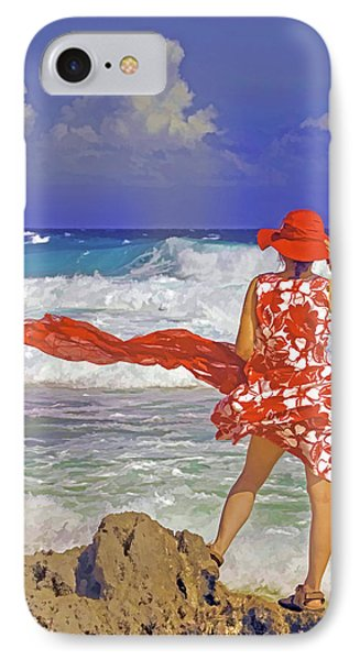 Windswept Phone Case by Dennis Cox WorldViews