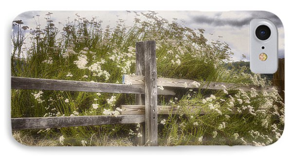 Windswept Phone Case by Joan Carroll