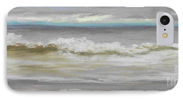 Windy Hill Beach - Myrtle Beach, Sc Phone Case by Terri  Meyer