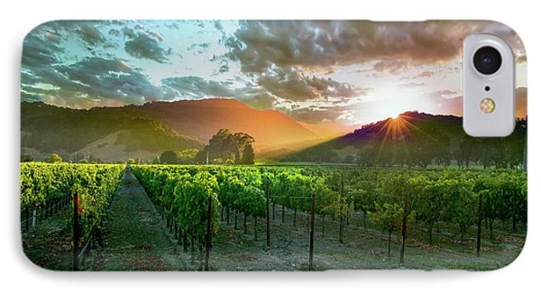 Wine Country IPhone 7 Case