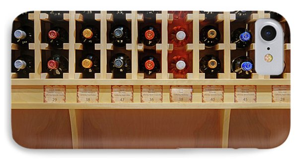 IPhone Case featuring the photograph Wine Rack - 1 by Nikolyn McDonald