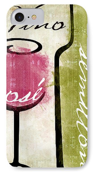 Wine Tasting Iv IPhone Case by Mindy Sommers