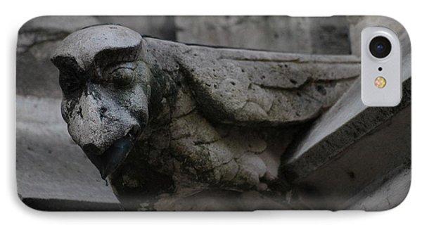 Winged Gargoyle IPhone Case