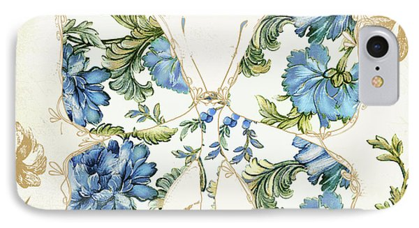 Winged Tapestry Iv IPhone Case by Mindy Sommers