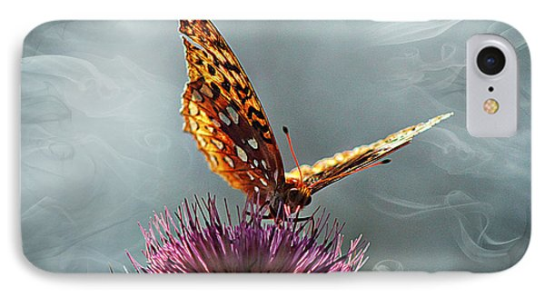 IPhone Case featuring the photograph Winged Things by Jessica Brawley