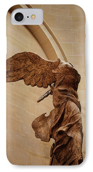 Winged Victory Phone Case by JAMART Photography