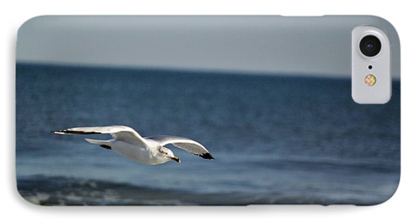 Winging It IPhone Case by Suzanne Gaff