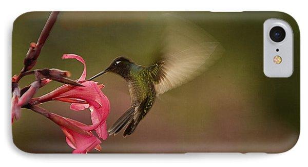 Wings In Motion 3 IPhone Case by Anne Rodkin