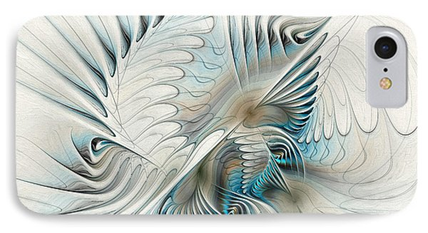 Wings Of An Angel IPhone Case