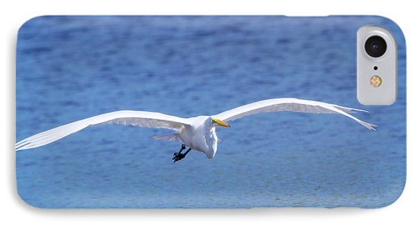 Wings Of The Great White IPhone Case