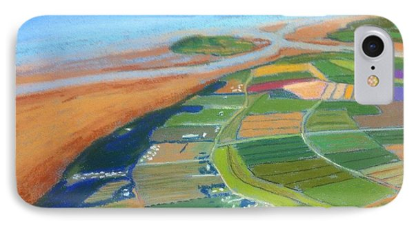 Wings Over Grand Pre' IPhone Case by Rae  Smith