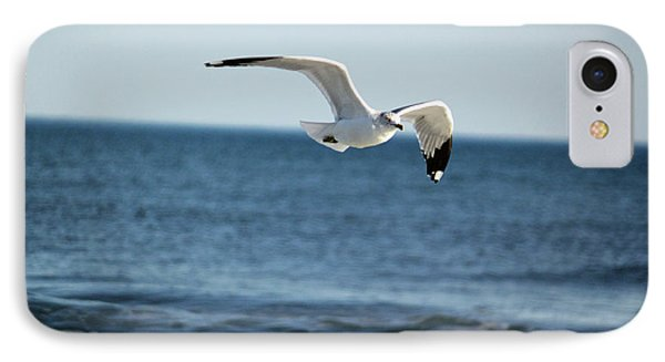 Wings Over The Water IPhone Case by Suzanne Gaff
