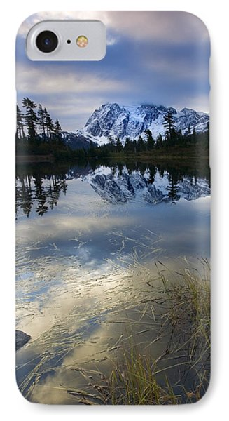 Winter Approaches Phone Case by Mike  Dawson