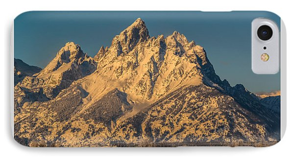 Winter At The Grand IPhone Case by Yeates Photography