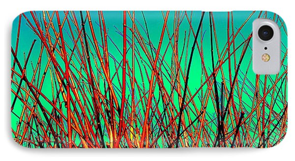 Winter Branches IPhone Case