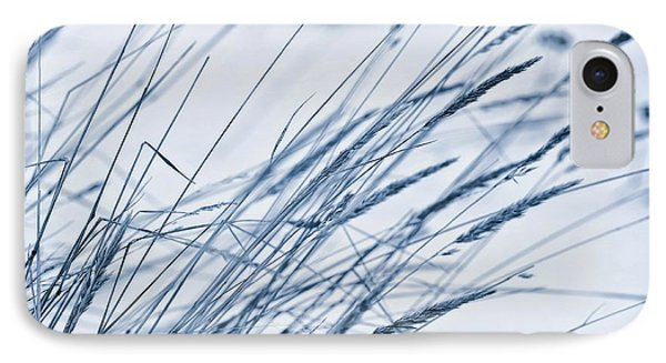 Winter Breeze Phone Case by Priska Wettstein