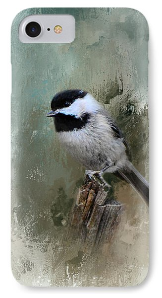 Winter Chickadee IPhone 7 Case