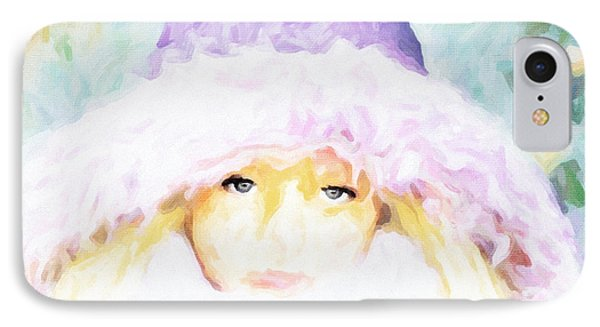 Winter  IPhone Case by Chris Armytage