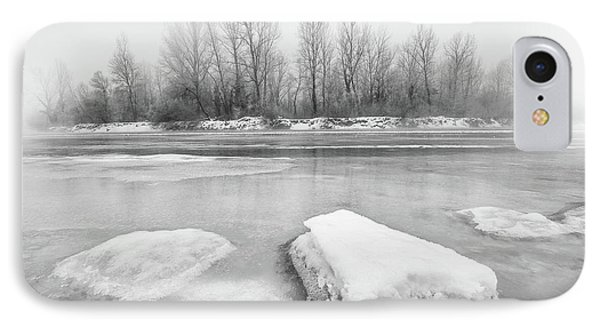 IPhone Case featuring the photograph Winter by Davorin Mance