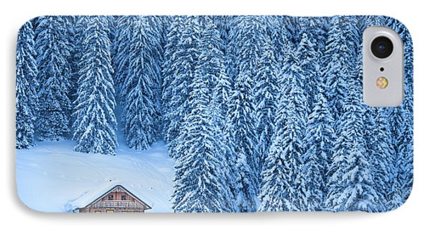 Winter Escape IPhone Case by JR Photography