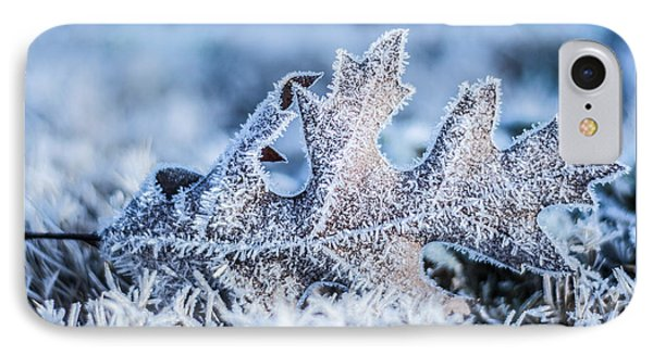 Winter Frost IPhone Case by Parker Cunningham