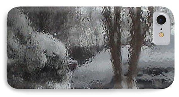 Winter Frozen Window Phone Case by Ana Aguiar