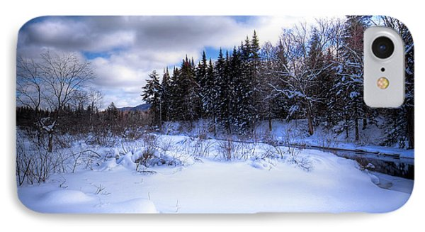 IPhone 7 Case featuring the photograph Winter Highlights by David Patterson