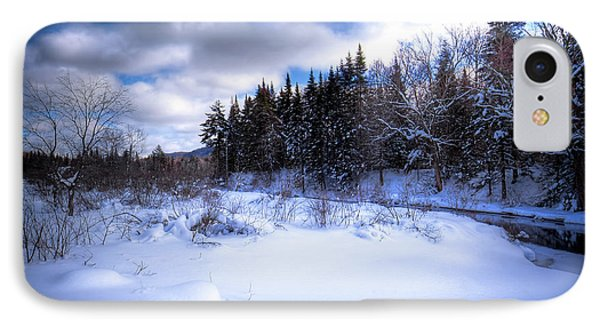 IPhone Case featuring the photograph Winter Highlights by David Patterson