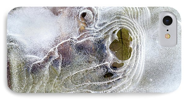 IPhone Case featuring the photograph Winter Ice by Christina Rollo