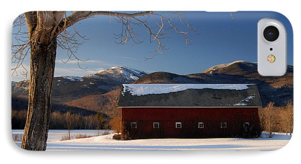 IPhone Case featuring the photograph Winter In New England by Alana Ranney