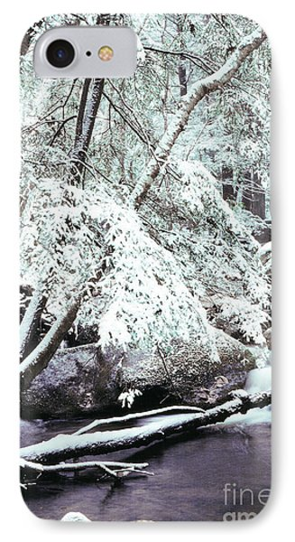 Winter In Shenandoah Phone Case by Thomas R Fletcher