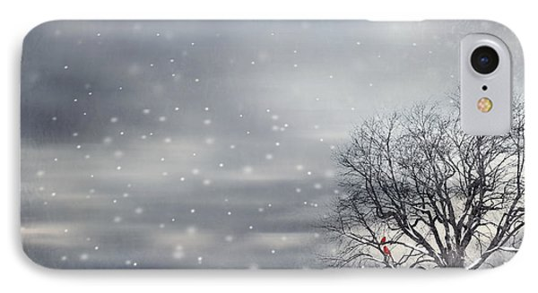 Winter IPhone Case by Lourry Legarde