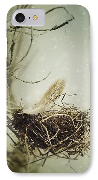 IPhone Case featuring the photograph Winter Lullaby by Amy Weiss
