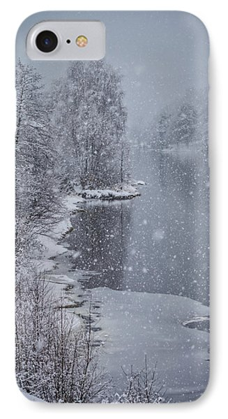 Winter Magic IPhone Case by Mirra Photography