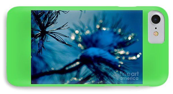 IPhone Case featuring the photograph Winter Magic by Susanne Van Hulst