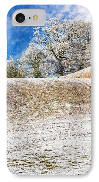 Winter Phone Case by Meirion Matthias