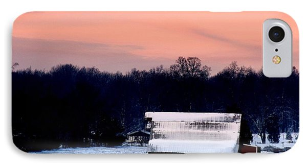 Winter Morn IPhone Case by Diane Merkle