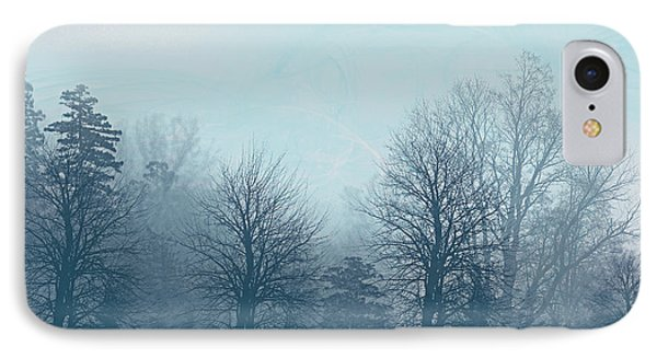 Winter Morning IPhone Case by Milena Ilieva