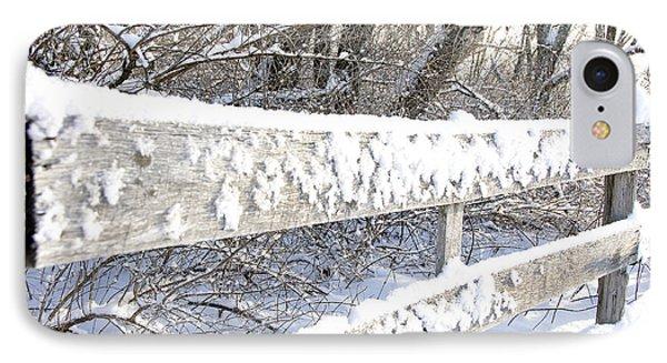 Winter Morning Phone Case by Thomas R Fletcher