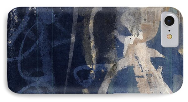 Winter Nights Series Three Of Six IPhone Case by Carol Leigh