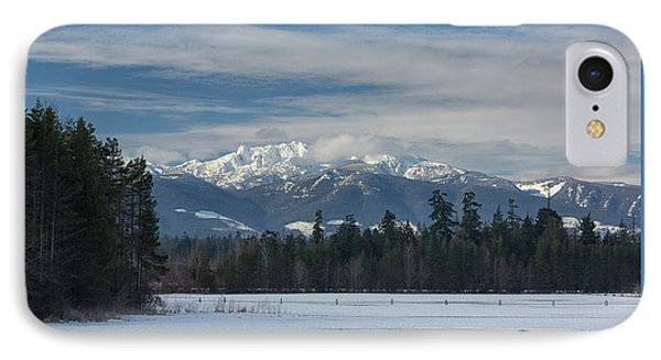 IPhone Case featuring the photograph Winter by Randy Hall