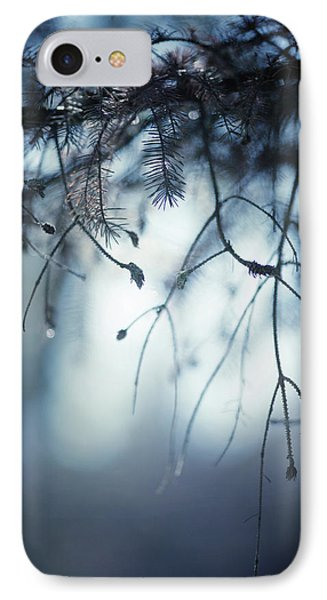 IPhone Case featuring the photograph Winter by Rebecca Cozart