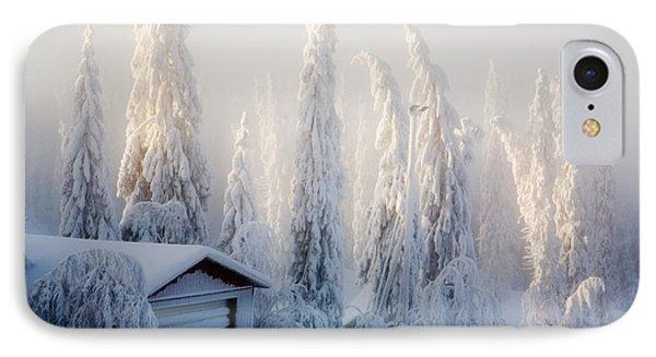 Winter Scene Phone Case by Kati Molin