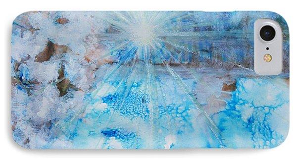 Winter Scene Phone Case by Tara Thelen