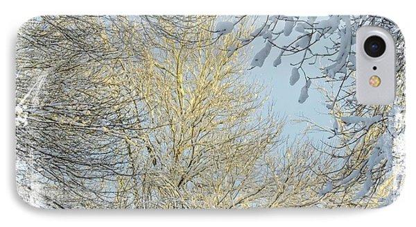 Winter Scenic IPhone Case